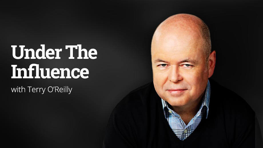 Under the Influence by Terry O'Reilly