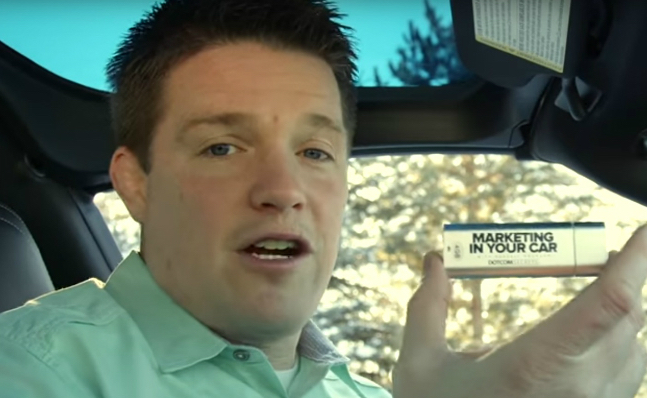 Marketing In Your Car by Russell Brunson