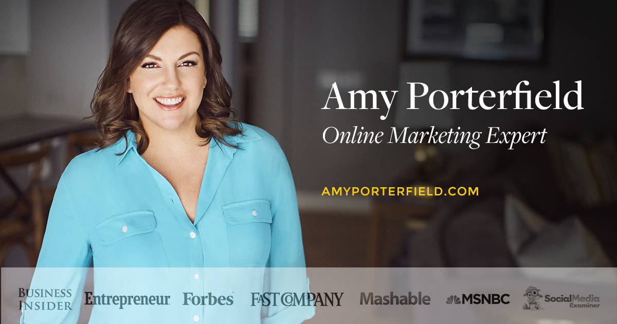Online Marketing Made Easy Podcast by Amy Porterfield
