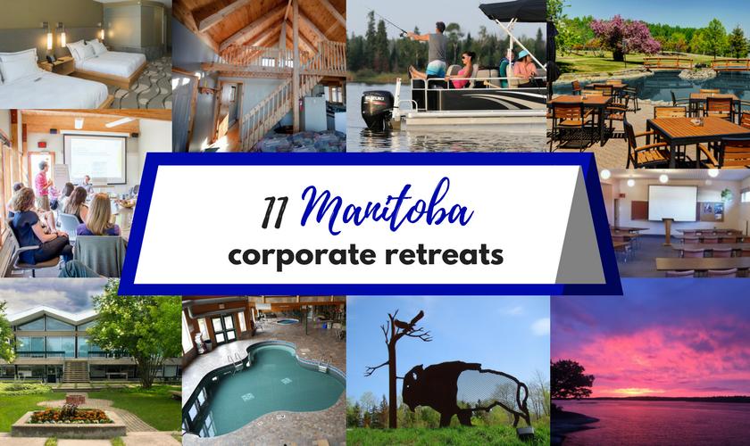 manitoba corporate retreats