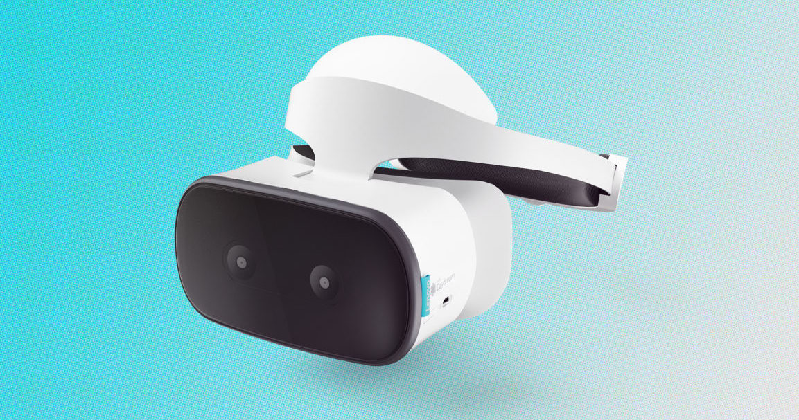 Stand-alone headsets usher in VR 2.0