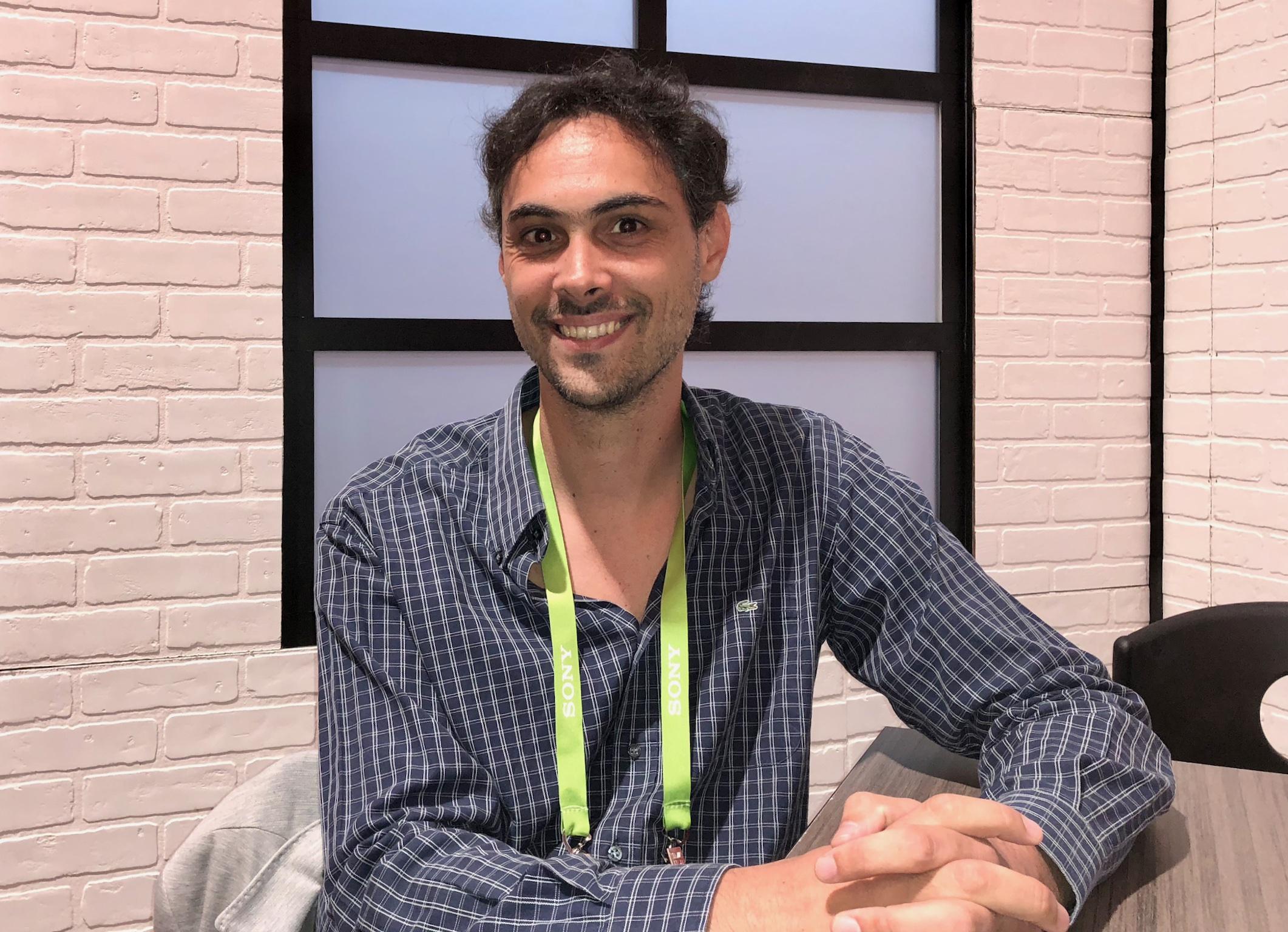Demian Gawianski, COO of Smart International Group