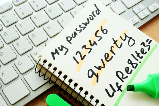 picking the right password