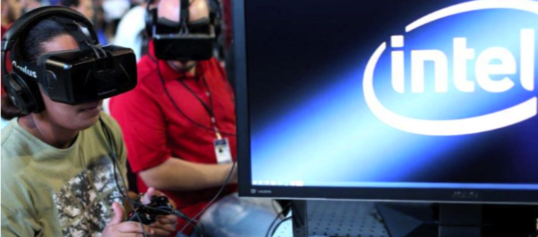 virtual reality Intel