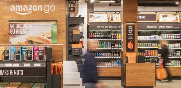 'Amazon Go' has no checkouts, runs on advanced machine learning