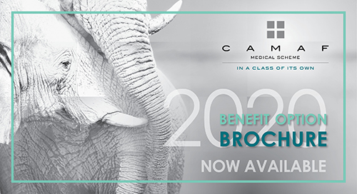 2020 CAMAF Member Benefits [Brochure]