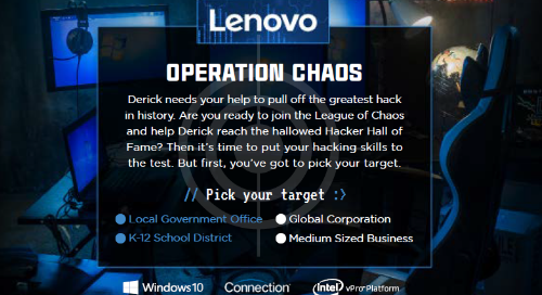 Make the Shift with Lenovo