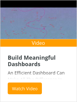 Build Meaningful Dashboards