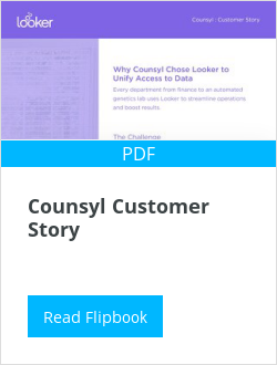 Counsyl Customer Story