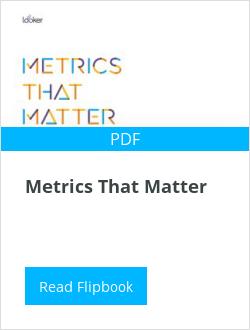 Metrics That Matter