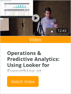 Operations & Predictive Analytics: Using Looker for Everything at LendingHome