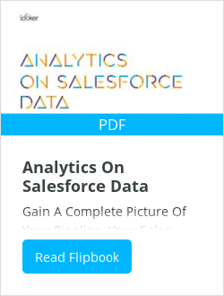 Analytics On Salesforce Data