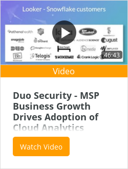 Duo Security - MSP Business Growth Drives Adoption of Cloud Analytics