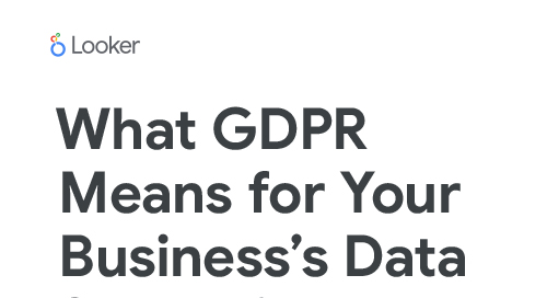 What GDPR Means for Your Business's Data Strategies