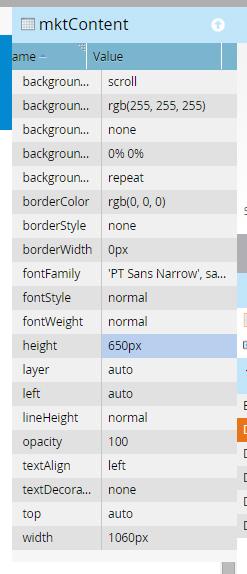 Update Marketo Landing Page Height