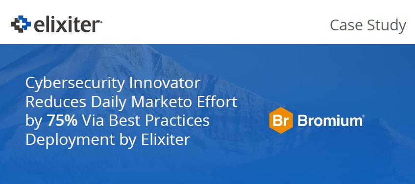 Elixiter Case Study | Bromium