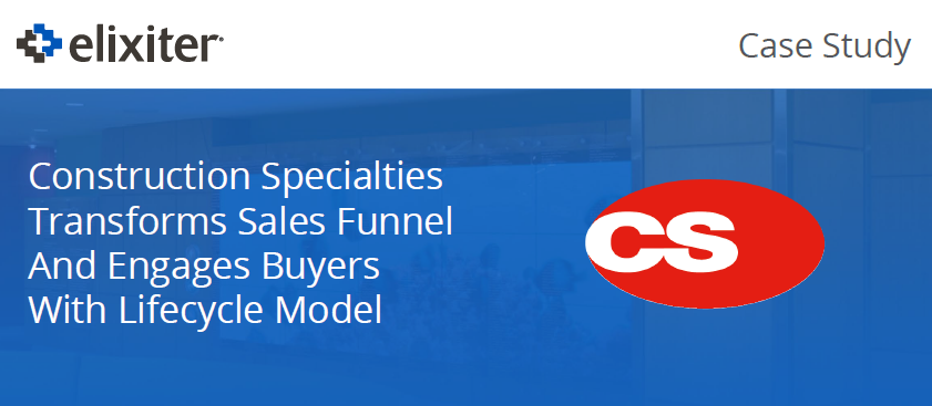 CS Group Transforms Sales Funnel - Case Study