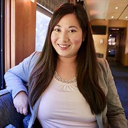 Agnes Khong, Rocky Mountaineer