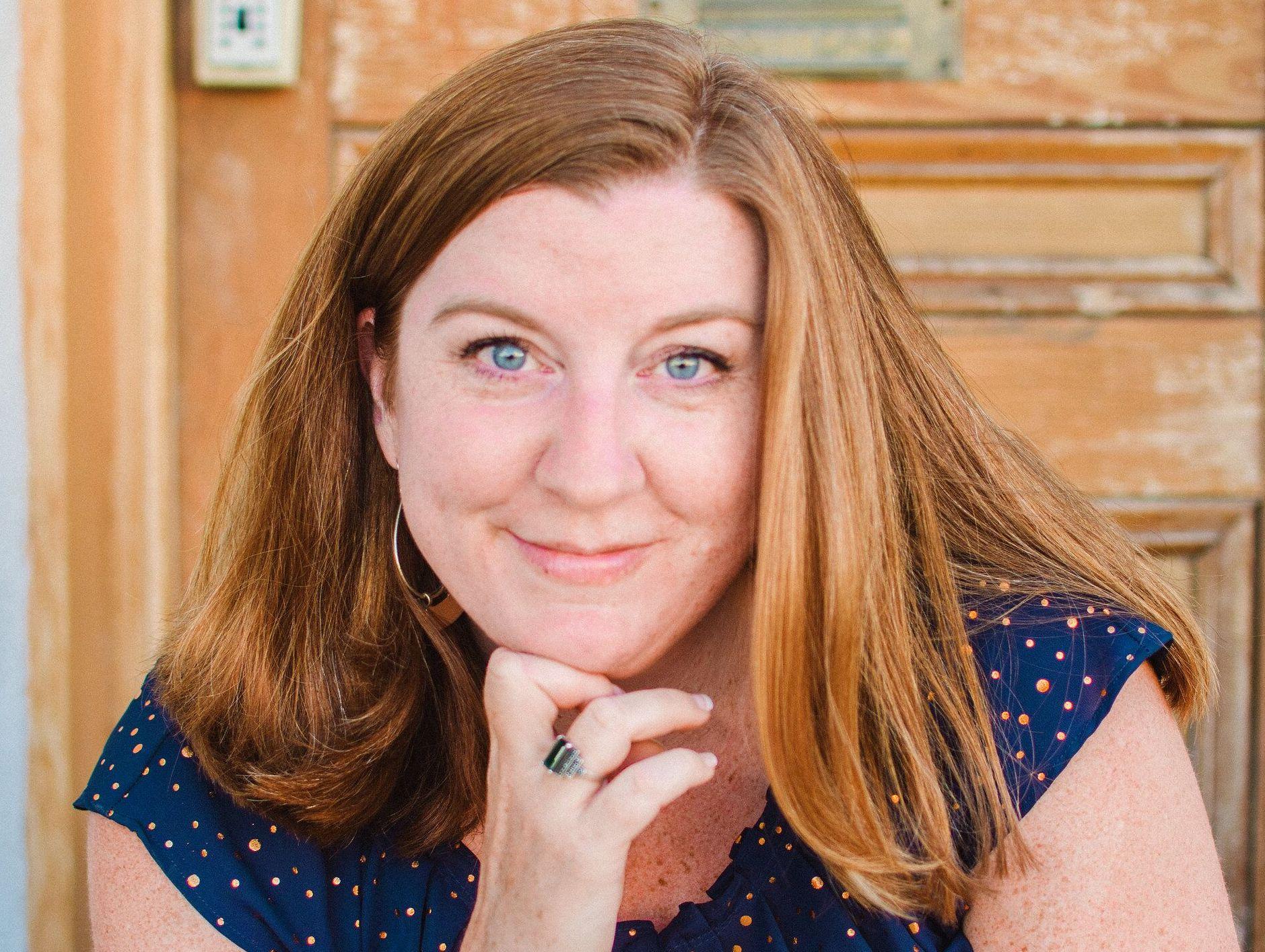 Heather Hiscox Portrait