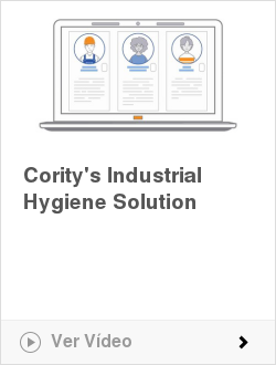 Cority's Industrial Hygiene Solution