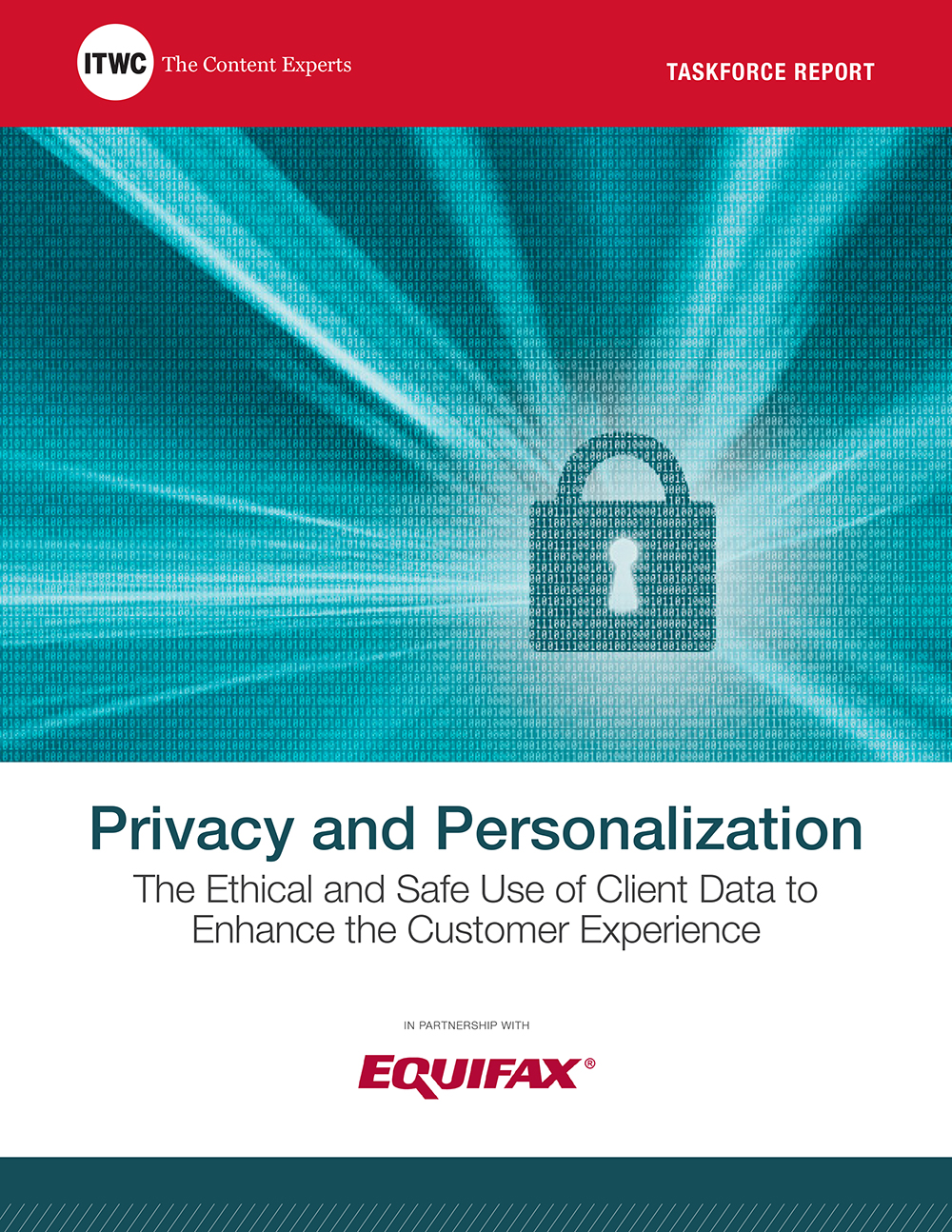 Privacy and Personalization: The Ethical and Safe Use of Client Data to Enhance the Customer Experience