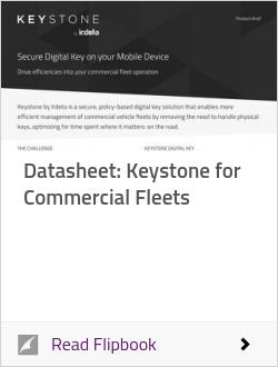 Datasheet: Keystone for Commercial Fleets
