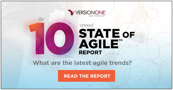10th Annual State of Agile Report