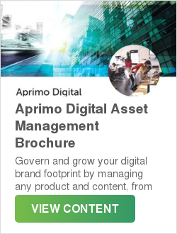 Aprimo Digital Asset Management Brochure