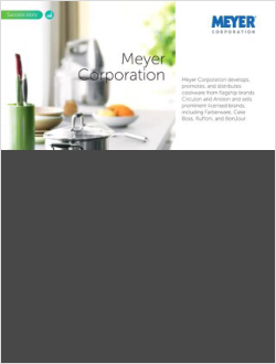 Meyer Corporation Success Story