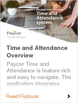 Time and Attendance Overview