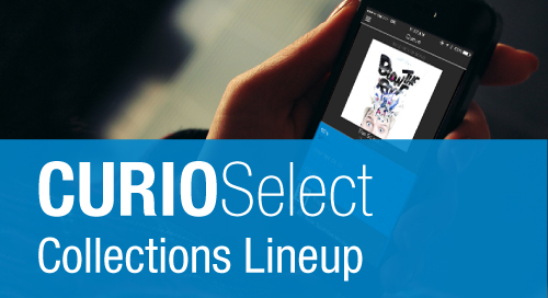 CURIOSelect Music Collections