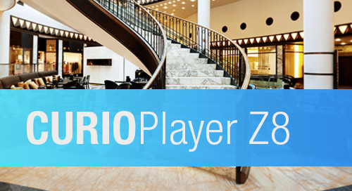 PlayNetwork CURIOPlayer Z8 Overview