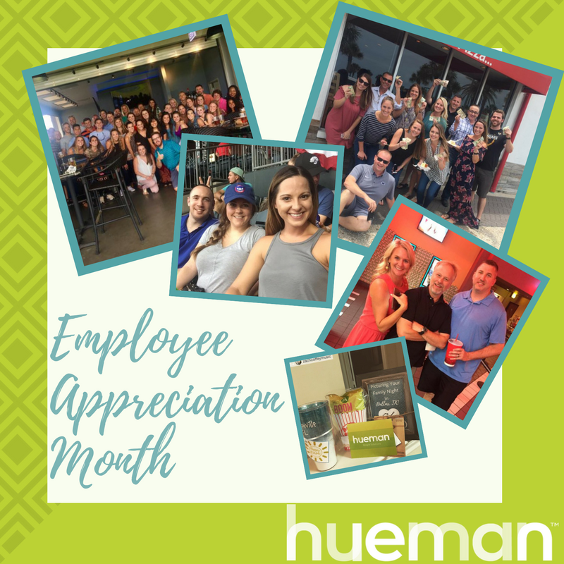 employee appreciation month example employee engagement