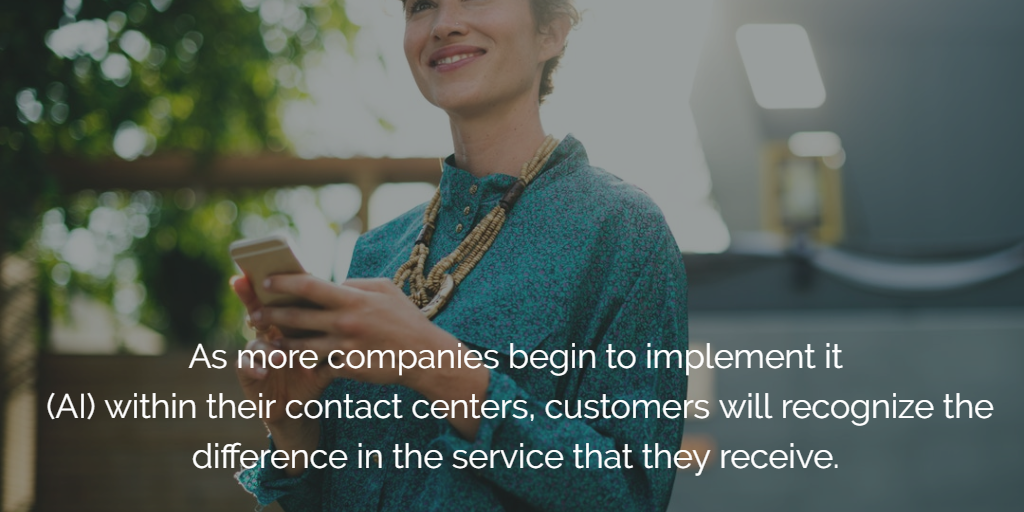 Modern Contact Centers