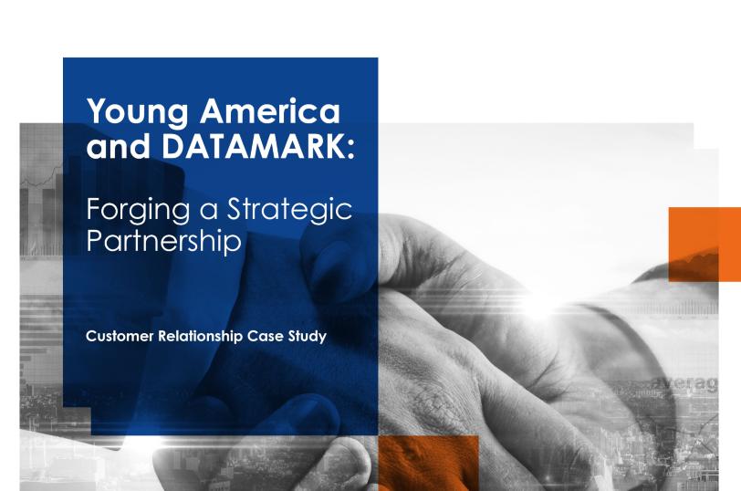 Young America and DATAMARK: Forging a Strategic Partnership