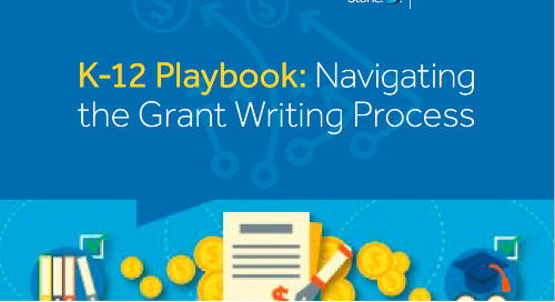 K-12 Playbook: Navigating the Grant Writing Process