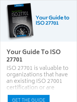 Your Guide To ISO 27701