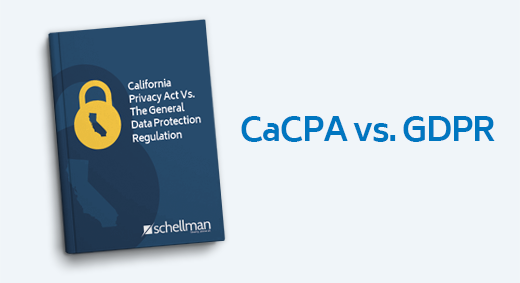 California Privacy Act Vs. The General Data Protection Regulation