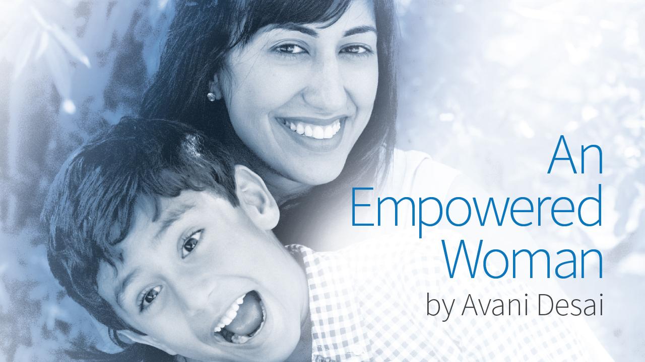An Empowered Woman