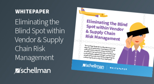SOC for Supply Chain - Eliminating the Blind Spot