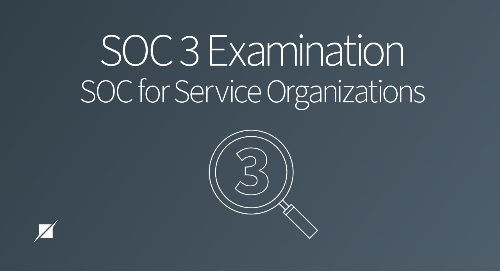 SOC 3 Overview