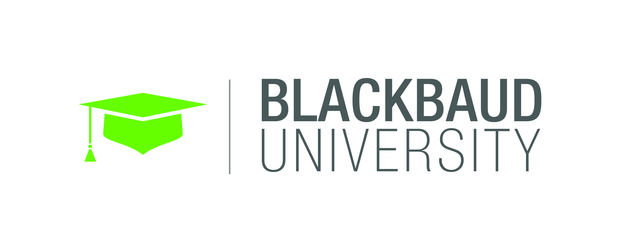 Blackbaud University is Your Strategic Partner