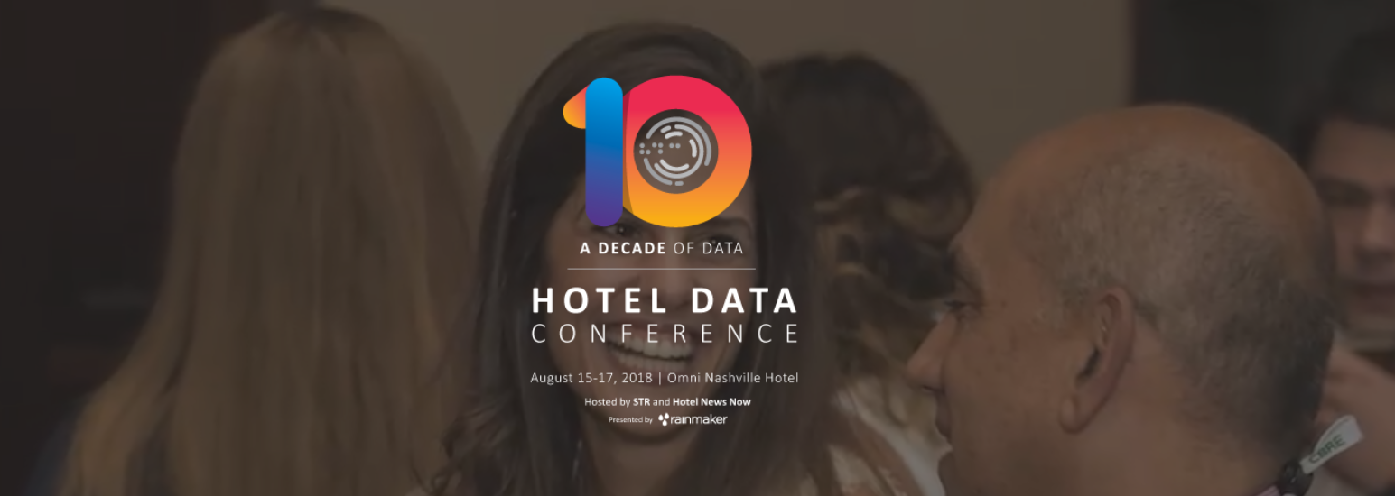 Hotel Data Conference 2018 Recap