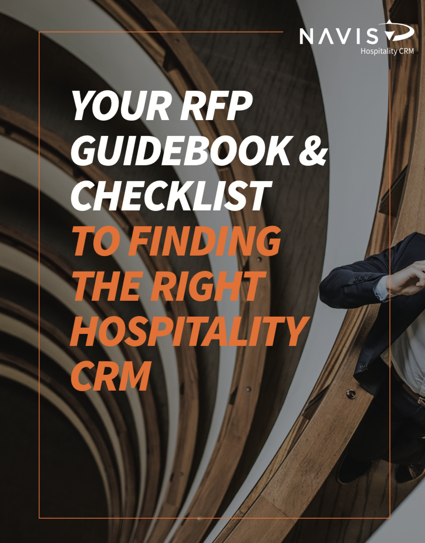 eBook You RFP Guidebook & Checklist To Finding The Right Hospitality CRM