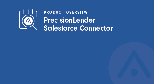 PrecisionLender Salesforce Connector