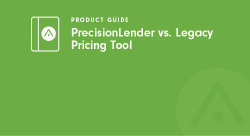 PrecisionLender vs. Legacy Pricing Tool [Infographic]