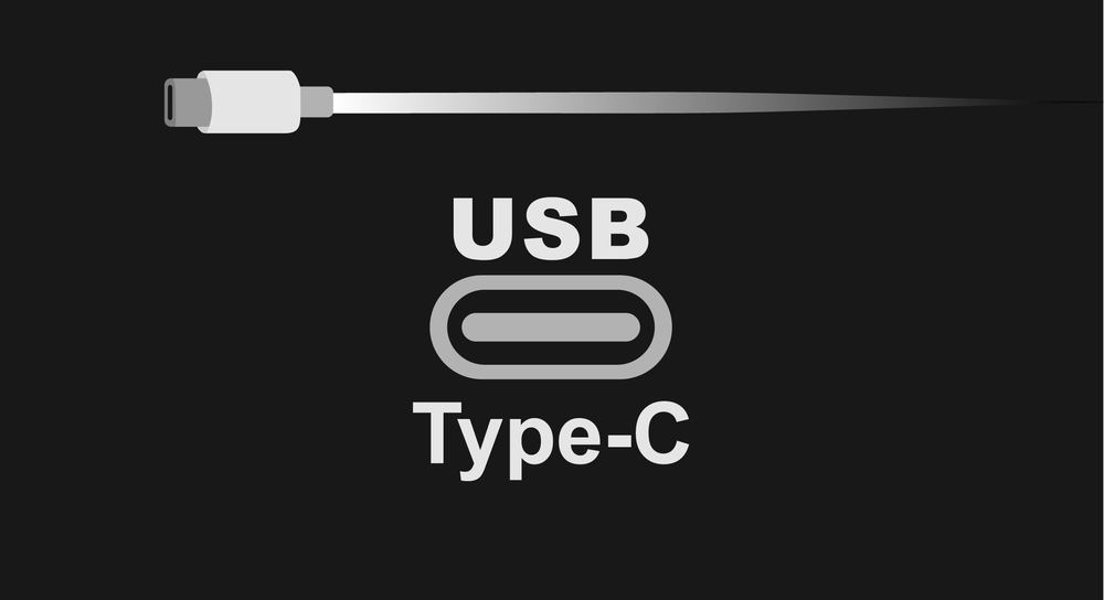 USB Type C graphic