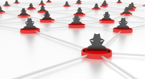 Black hat hackers may target insecure networks