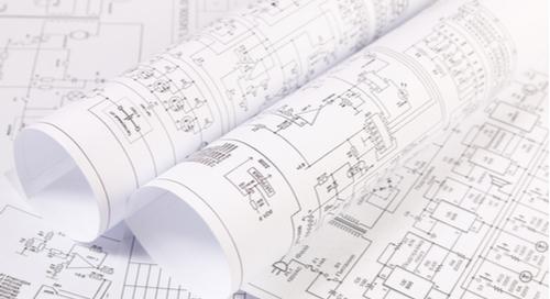 esquema de ingeniería eléctrica