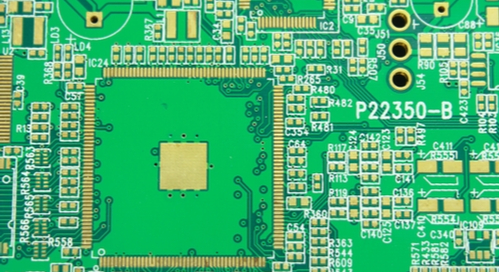 Printed Circuit Board design with several heating pads